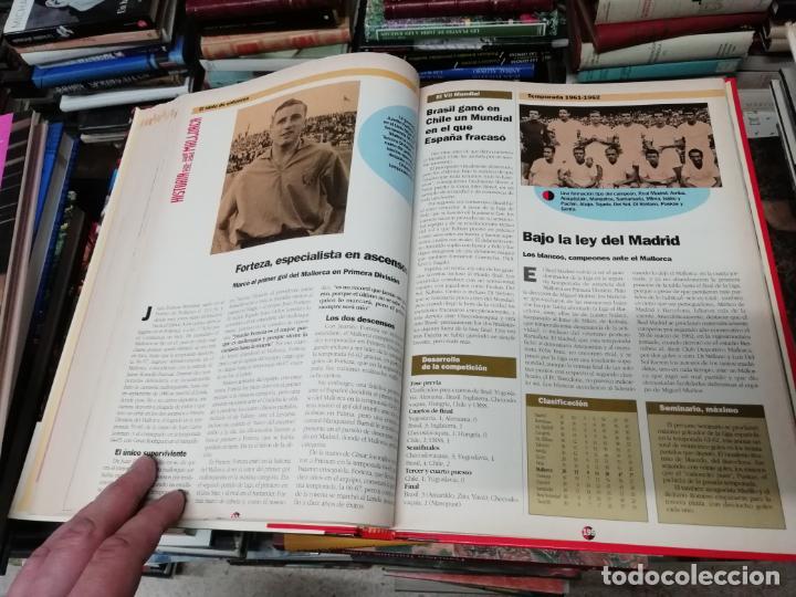 Coleccionismo deportivo: HISTORIA DEL REAL MALLORCA. EL DIA 16. 1ª EDICIÓN 1991.TODO UNA JOYA!!!!!!!!!!!!!!!!!!!!. VER FOTOS. - Foto 18 - 215713771
