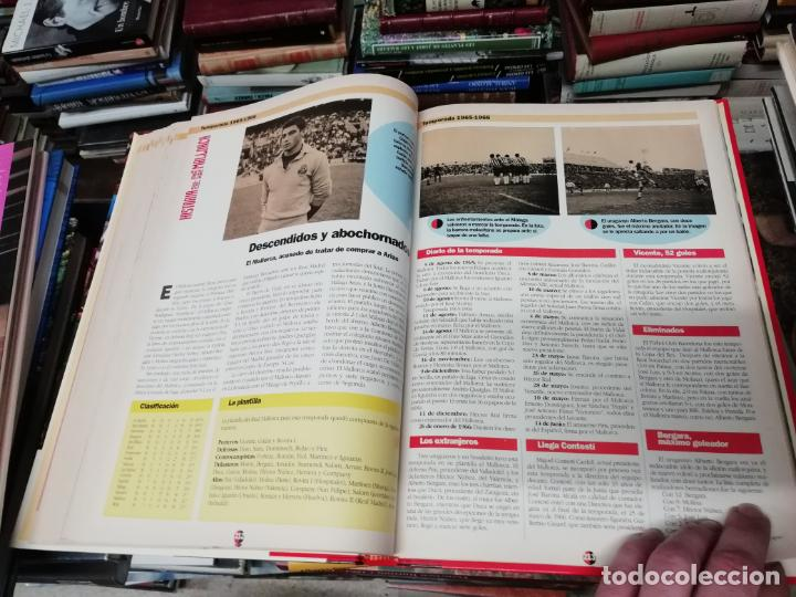 Coleccionismo deportivo: HISTORIA DEL REAL MALLORCA. EL DIA 16. 1ª EDICIÓN 1991.TODO UNA JOYA!!!!!!!!!!!!!!!!!!!!. VER FOTOS. - Foto 19 - 215713771