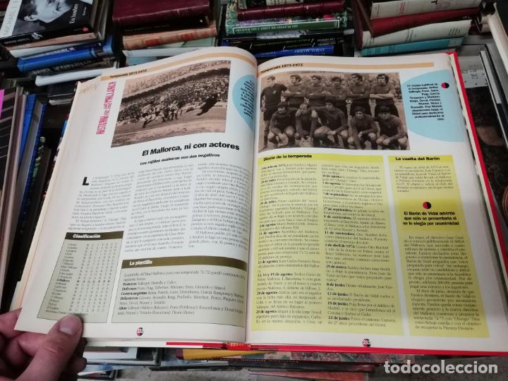 Coleccionismo deportivo: HISTORIA DEL REAL MALLORCA. EL DIA 16. 1ª EDICIÓN 1991.TODO UNA JOYA!!!!!!!!!!!!!!!!!!!!. VER FOTOS. - Foto 20 - 215713771