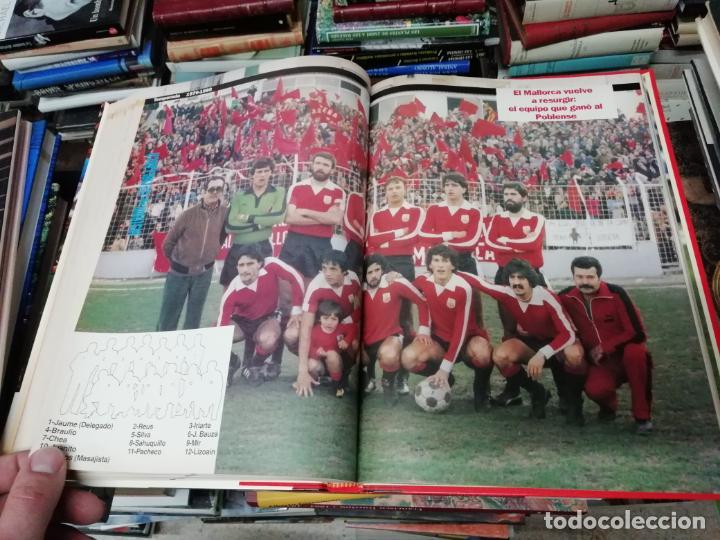 Coleccionismo deportivo: HISTORIA DEL REAL MALLORCA. EL DIA 16. 1ª EDICIÓN 1991.TODO UNA JOYA!!!!!!!!!!!!!!!!!!!!. VER FOTOS. - Foto 23 - 215713771