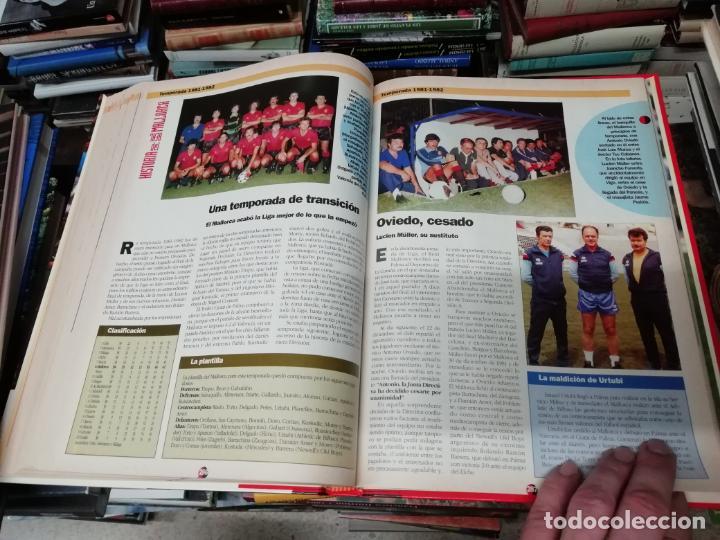 Coleccionismo deportivo: HISTORIA DEL REAL MALLORCA. EL DIA 16. 1ª EDICIÓN 1991.TODO UNA JOYA!!!!!!!!!!!!!!!!!!!!. VER FOTOS. - Foto 25 - 215713771