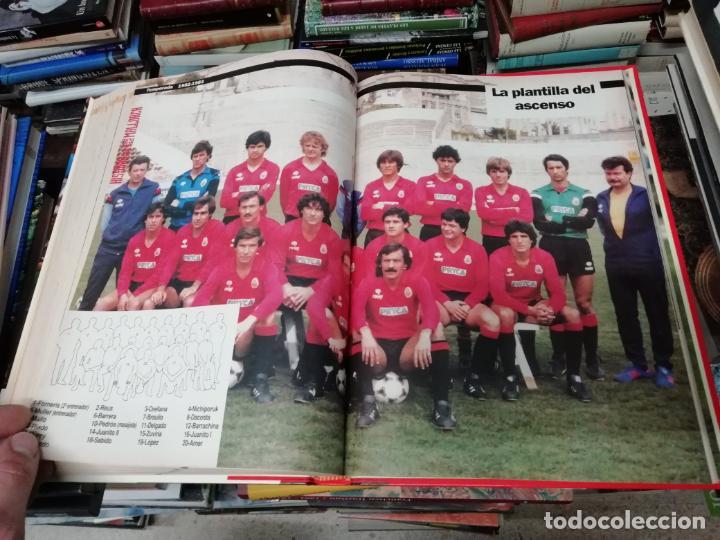 Coleccionismo deportivo: HISTORIA DEL REAL MALLORCA. EL DIA 16. 1ª EDICIÓN 1991.TODO UNA JOYA!!!!!!!!!!!!!!!!!!!!. VER FOTOS. - Foto 26 - 215713771