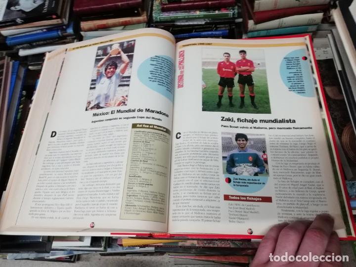 Coleccionismo deportivo: HISTORIA DEL REAL MALLORCA. EL DIA 16. 1ª EDICIÓN 1991.TODO UNA JOYA!!!!!!!!!!!!!!!!!!!!. VER FOTOS. - Foto 29 - 215713771