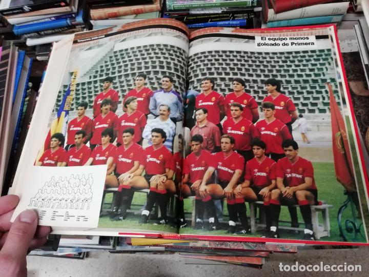 Coleccionismo deportivo: HISTORIA DEL REAL MALLORCA. EL DIA 16. 1ª EDICIÓN 1991.TODO UNA JOYA!!!!!!!!!!!!!!!!!!!!. VER FOTOS. - Foto 30 - 215713771