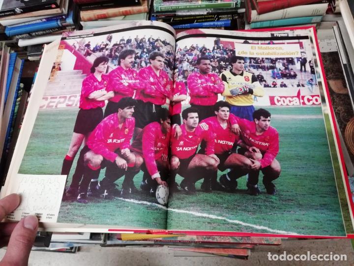 Coleccionismo deportivo: HISTORIA DEL REAL MALLORCA. EL DIA 16. 1ª EDICIÓN 1991.TODO UNA JOYA!!!!!!!!!!!!!!!!!!!!. VER FOTOS. - Foto 31 - 215713771