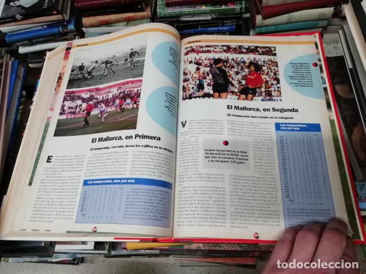 Coleccionismo deportivo: HISTORIA DEL REAL MALLORCA. EL DIA 16. 1ª EDICIÓN 1991.TODO UNA JOYA!!!!!!!!!!!!!!!!!!!!. VER FOTOS. - Foto 32 - 215713771