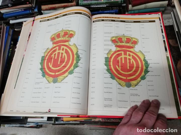 Coleccionismo deportivo: HISTORIA DEL REAL MALLORCA. EL DIA 16. 1ª EDICIÓN 1991.TODO UNA JOYA!!!!!!!!!!!!!!!!!!!!. VER FOTOS. - Foto 33 - 215713771