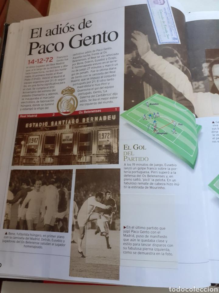 Coleccionismo deportivo: Libro AS la fábrica de sueños, 50 años del Bernabéu, año 1998 - Foto 3 - 202791285