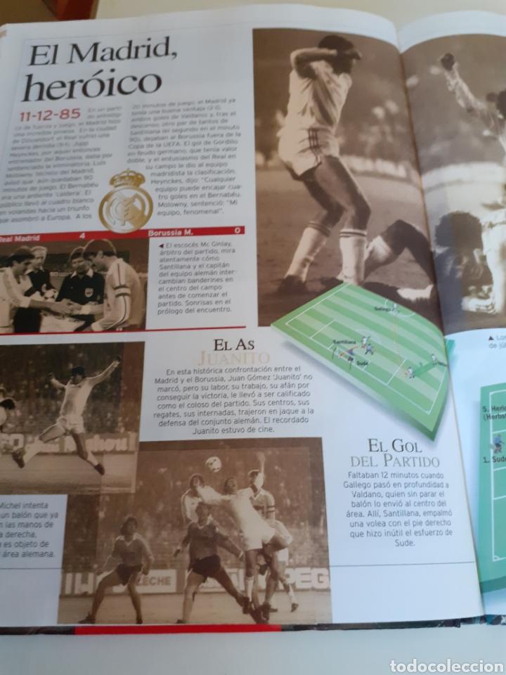 Coleccionismo deportivo: Libro AS la fábrica de sueños, 50 años del Bernabéu, año 1998 - Foto 4 - 202791285