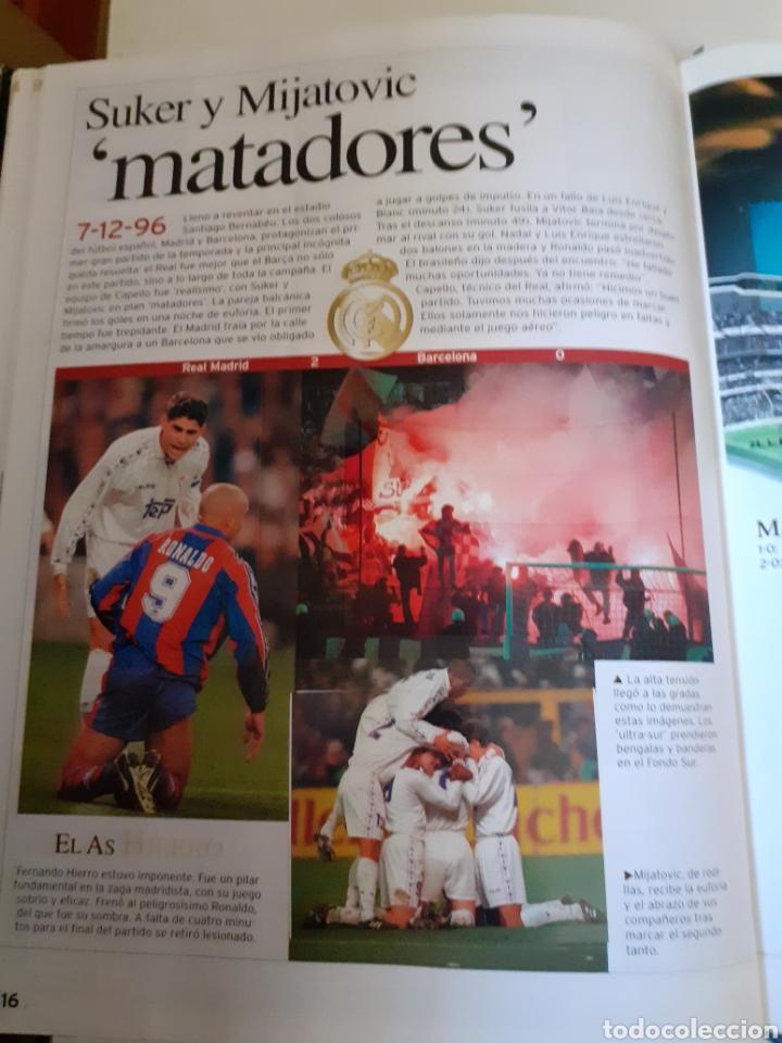 Coleccionismo deportivo: Libro AS la fábrica de sueños, 50 años del Bernabéu, año 1998 - Foto 5 - 202791285