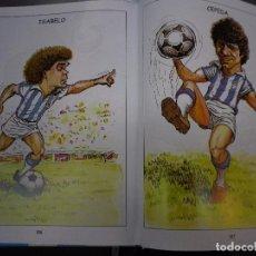 Colecionismo desportivo: FUIMOS LOS PRIMEROS LA HISTORIA DEL RECREATIVO DE HUELVA EN COMIC. Lote 205382210