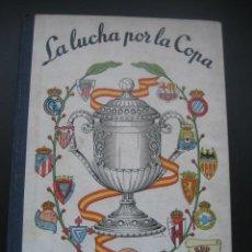 Coleccionismo deportivo: FUTBOL DINAMICO COPA DE ESPAÑA 1957. FOTOS EQUIPOS Y PARTIDOS. CAMPEON BARÇA. Lote 205731361