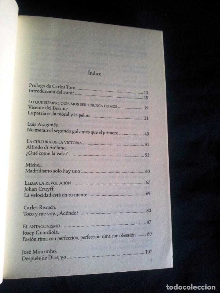 Coleccionismo deportivo: ORFEO SUAREZ - PALABRA DE ENTRENADOR - EDICIONES CORNER 2011 - Foto 3 - 206268605