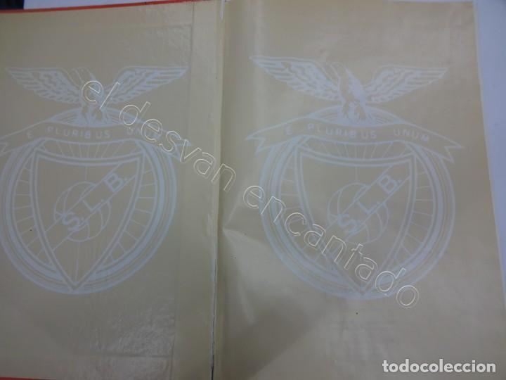 Coleccionismo deportivo: BENFICA. 90 Anos de Gloria. 1904-1994. 310 páginas - Foto 3 - 206427277