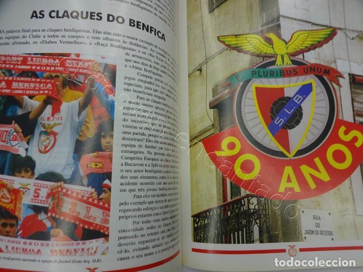 Coleccionismo deportivo: BENFICA. 90 Anos de Gloria. 1904-1994. 310 páginas - Foto 8 - 206427277
