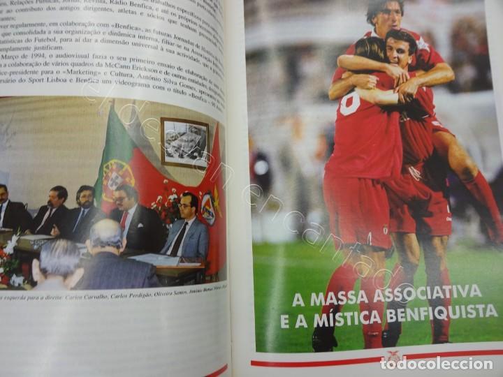 Coleccionismo deportivo: BENFICA. 90 Anos de Gloria. 1904-1994. 310 páginas - Foto 9 - 206427277