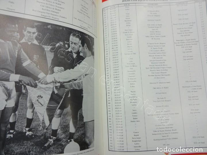 Coleccionismo deportivo: BENFICA. 90 Anos de Gloria. 1904-1994. 310 páginas - Foto 10 - 206427277