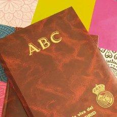 Coleccionismo deportivo: ABC. HISTORIA VIVA DEL REAL MADRID 1902-1987. Lote 206536330