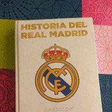 Coleccionismo deportivo: ABC. HISTORIA DEL REAL MADRID. Lote 206537077