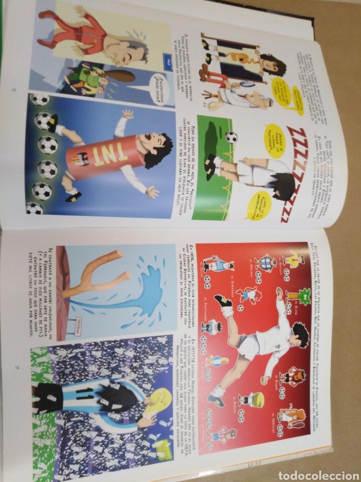 Coleccionismo deportivo: VALENCIA C. F.1919-2002:LA HISTORIA DE UN CLUB CAMPEON, CARLOS ORTIN, GINER BAU, EDT AJUNTAMIENTO VA - Foto 8 - 206798477