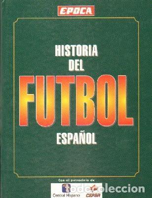 HISTORIA DEL FUTBOLVV.AA. A-DEP-779 (Coleccionismo Deportivo - Libros de Fútbol)