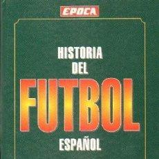 Coleccionismo deportivo: HISTORIA DEL FUTBOLVV.AA. A-DEP-779. Lote 206817603