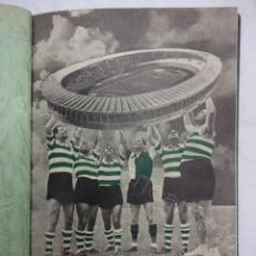 Coleccionismo deportivo: SPORTING CLUB DE PORTUGAL. LIBRO 50 ANOS AO SERVIÇO DO DESPORTO E DA PÁTRIA. Lote 207263715