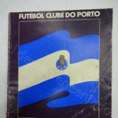 Colecionismo desportivo: FUTEBOL CLUBE DO PORTO (1906-1981). LIBRO FUTEBOL PORTUGUES. Lote 207498893