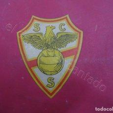 Coleccionismo deportivo: BOLETIM DO S.C. SALGUEIROS. TOMO ENCUADERNADO 52 NÚMEROS (1 AL 52). AÑO 1954-55. Lote 207616540