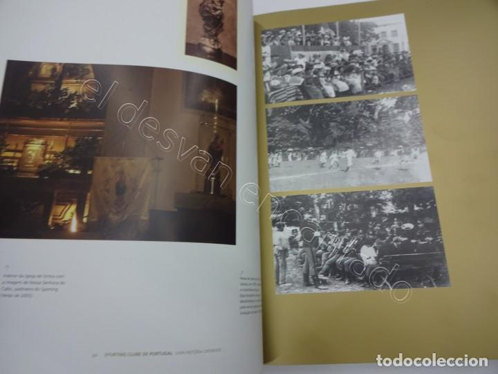 Coleccionismo deportivo: SPORTING CLUBE DE PORTUGAL. Uma história diferente. FUBU - Foto 2 - 207617292