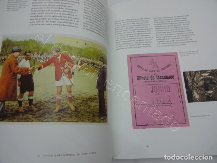 Coleccionismo deportivo: SPORTING CLUBE DE PORTUGAL. Uma história diferente. FUBU - Foto 5 - 207617292