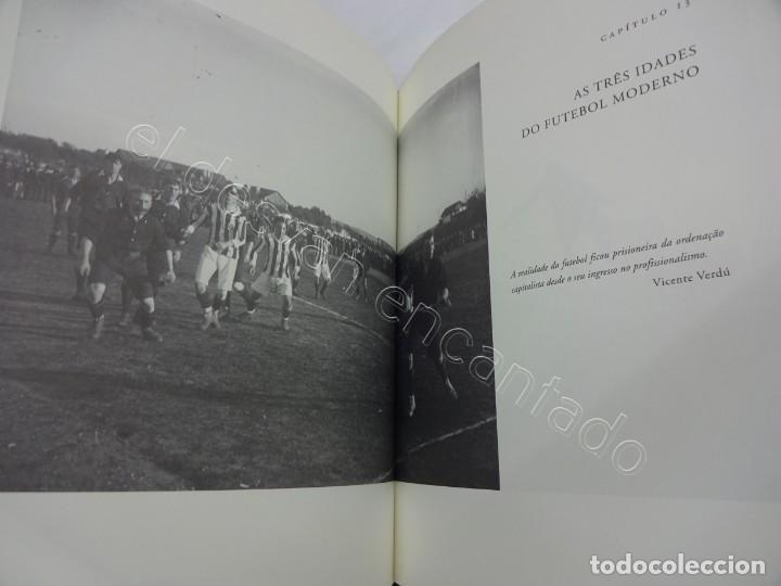 Coleccionismo deportivo: Alvaro Magalhaes. HISTORIA NATURAL DO FUTEBOL. Ano 2004. 256 páginas - Foto 2 - 207754431