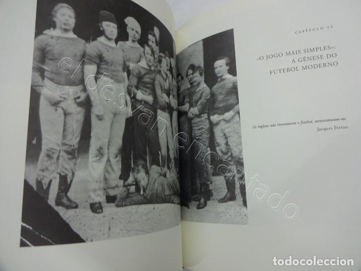 Coleccionismo deportivo: Alvaro Magalhaes. HISTORIA NATURAL DO FUTEBOL. Ano 2004. 256 páginas - Foto 3 - 207754431