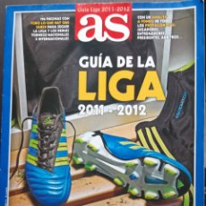 Coleccionismo deportivo: GUÍA AS, LIGA 2011/2012.LIGA BBVA.. Lote 207815761