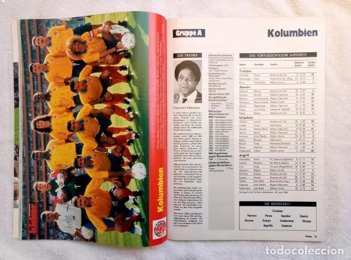 Coleccionismo deportivo: KICKER. - SONDERHEFT EM88 - - Foto 4 - 208167730