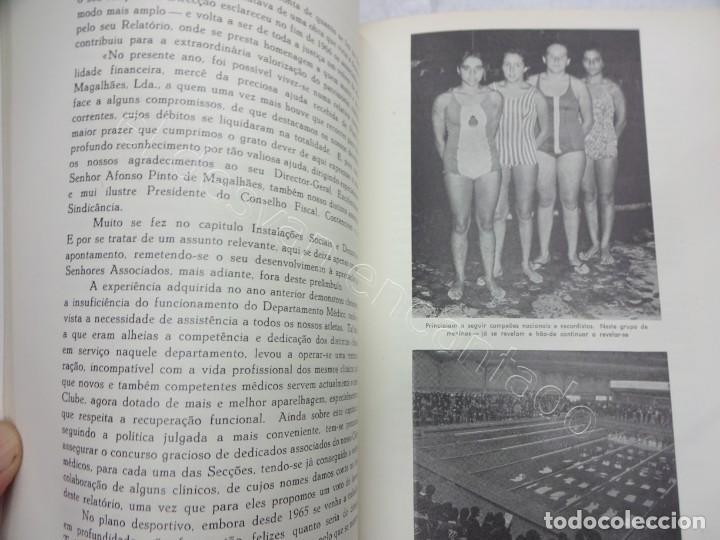 Coleccionismo deportivo: 6 ANOS DE PROGRESSO NA VIDA GLORIOSA do Futebol Clube do PORTO. (1965-1970) - Foto 3 - 208926775