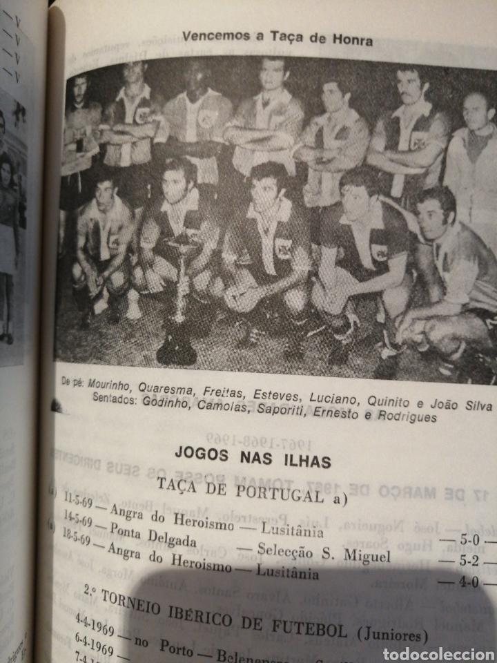 "Coleccionismo deportivo: Historia del Club de Futbol ""OS BELENENSES"" 1960-1984 - Foto 5 - 209080347"