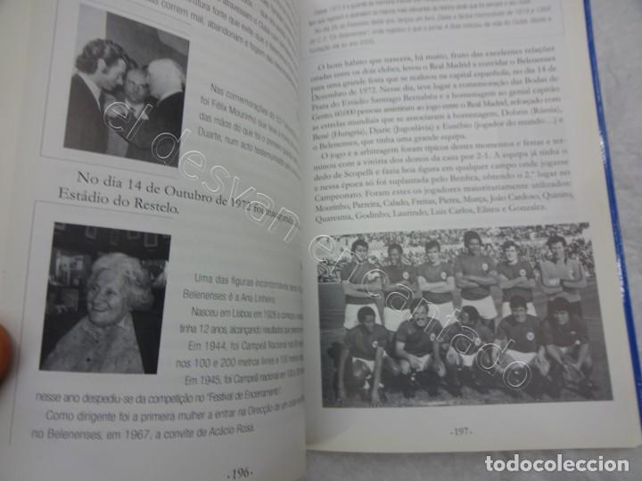 Coleccionismo deportivo: CLUBE FUTEBOL OS BELENENSES. 90 anos de Historia. 366 pág. Noviembre 2009. Futebol Portugues - Foto 2 - 209330482