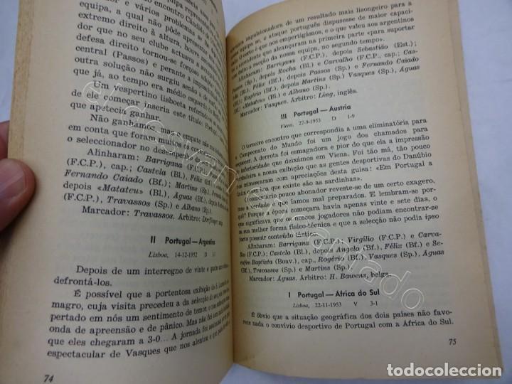 Coleccionismo deportivo: 50 anos de selecçoes nacionais. FUTEBOL - Foto 2 - 209579960
