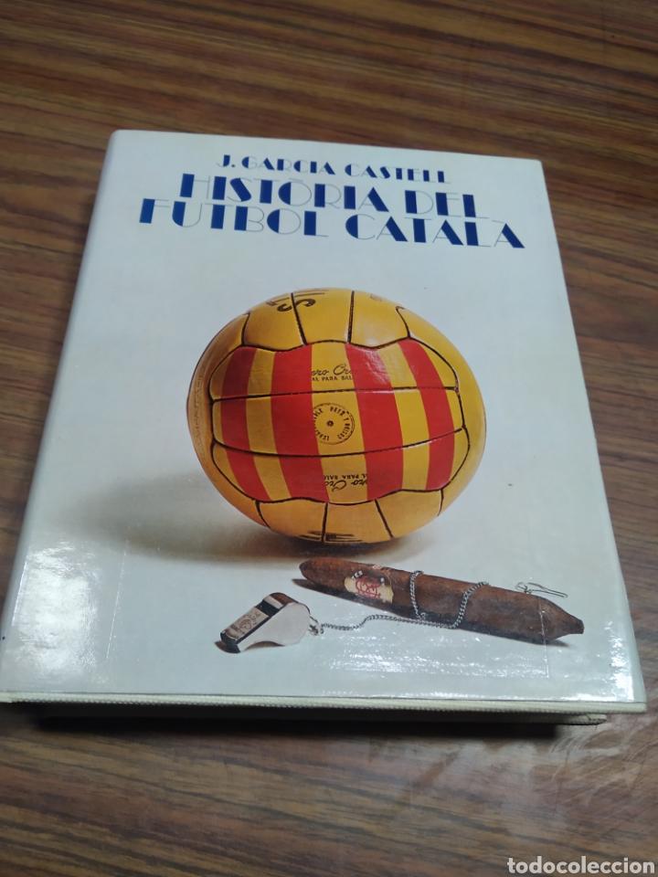 Coleccionismo deportivo: Historia del fútbol catalán - Catalunya - - Foto 2 - 209778515