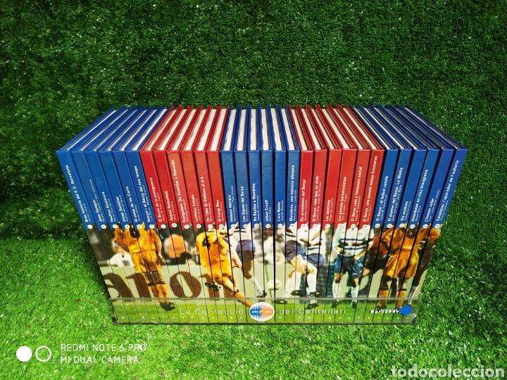 Coleccionismo deportivo: La colección del Centenario BARCA Es Barcanova - Foto 2 - 210188335