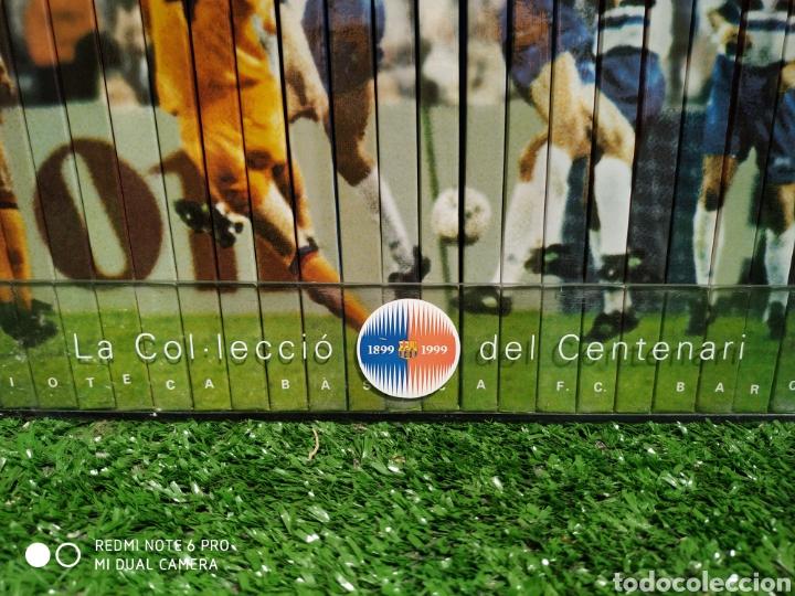 Coleccionismo deportivo: La colección del Centenario BARCA Es Barcanova - Foto 3 - 210188335