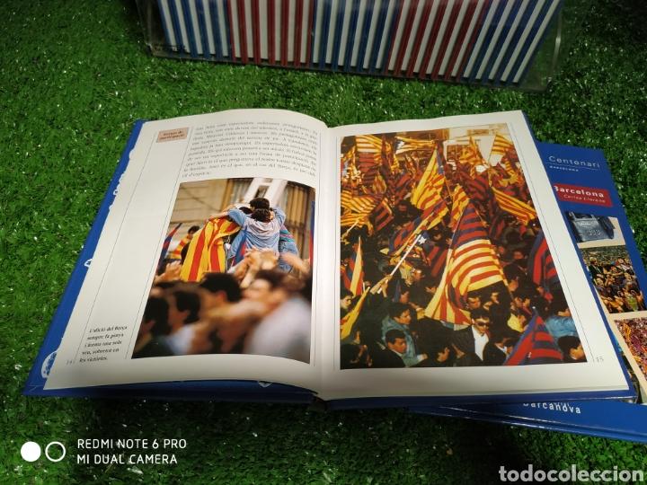 Coleccionismo deportivo: La colección del Centenario BARCA Es Barcanova - Foto 9 - 210188335