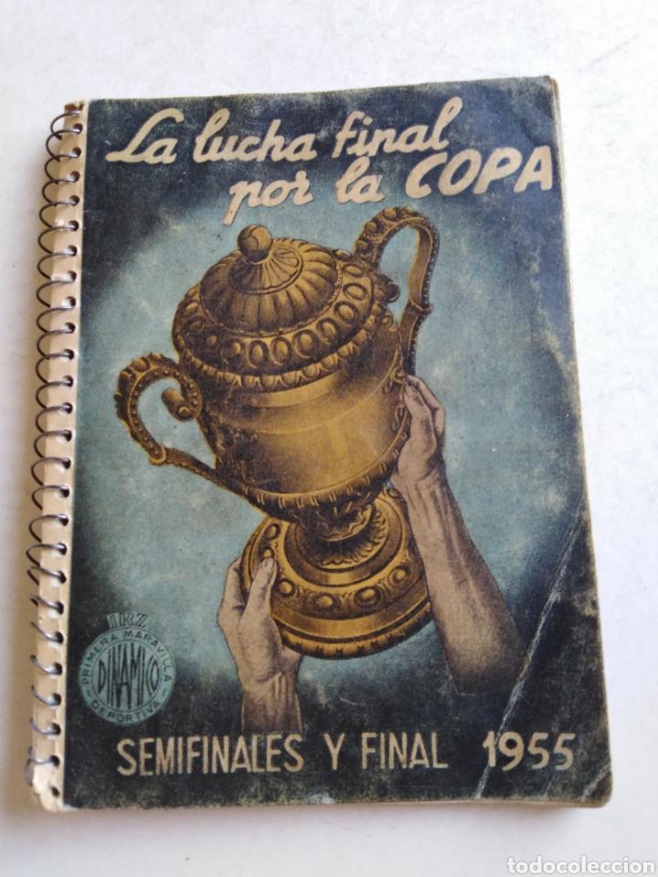 Coleccionismo deportivo: Lote 10 libritos de fútbol ( variados ) - Foto 2 - 210204175