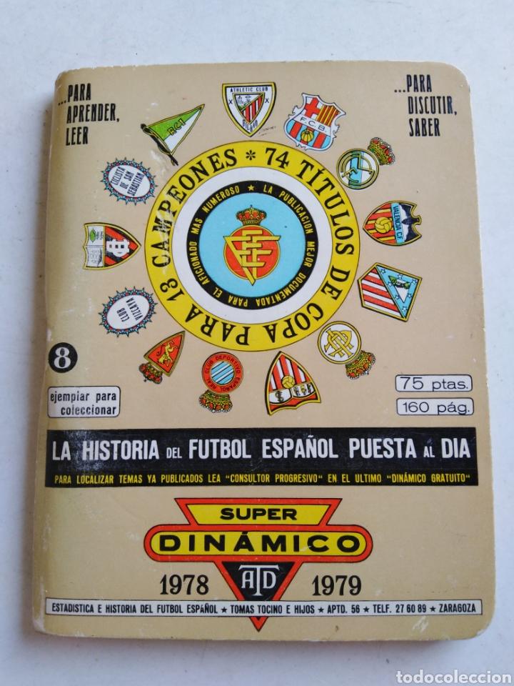 Coleccionismo deportivo: Lote 10 libritos de fútbol ( variados ) - Foto 6 - 210204175