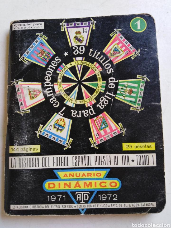 Coleccionismo deportivo: Lote 10 libritos de fútbol ( variados ) - Foto 8 - 210204175