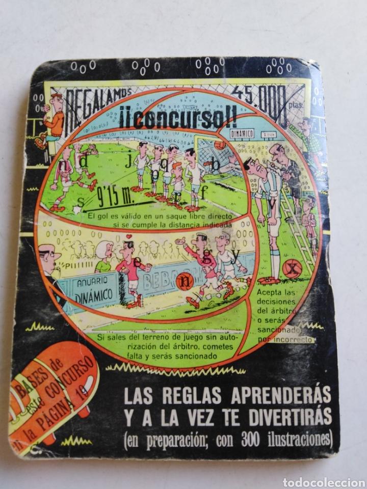 Coleccionismo deportivo: Lote 10 libritos de fútbol ( variados ) - Foto 9 - 210204175