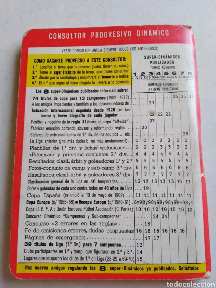 Coleccionismo deportivo: Lote 10 libritos de fútbol ( variados ) - Foto 11 - 210204175