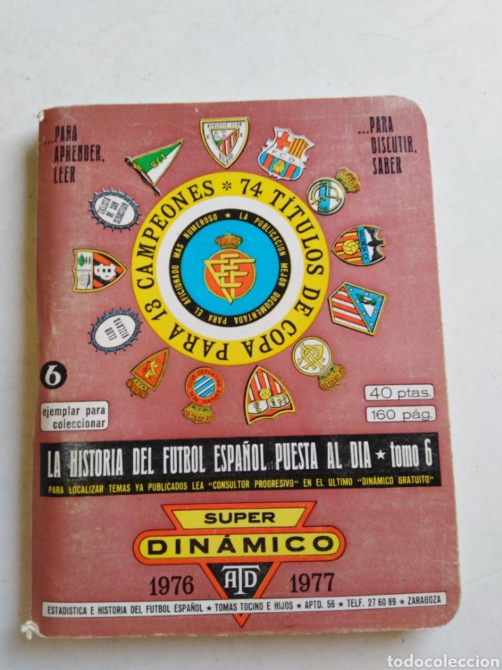 Coleccionismo deportivo: Lote 10 libritos de fútbol ( variados ) - Foto 14 - 210204175