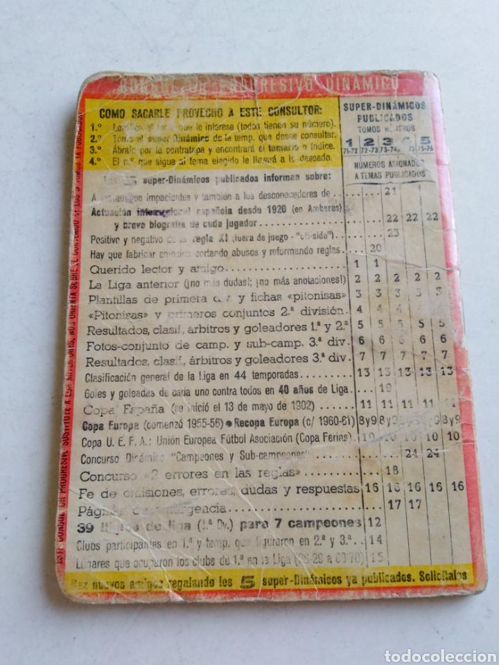 Coleccionismo deportivo: Lote 10 libritos de fútbol ( variados ) - Foto 17 - 210204175